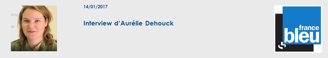 Aurélie Dehouck